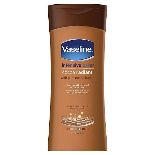 Vaseline Intensive Care Cocoa Lotion 400 ml