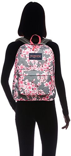 Plumeria Poliestere Diamond Pink Donne 100 Jansport Borse Break Super x0BRCnwHq