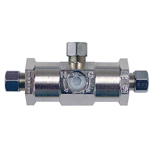 - Symmons 4-10A Mechanical Mixing Valve