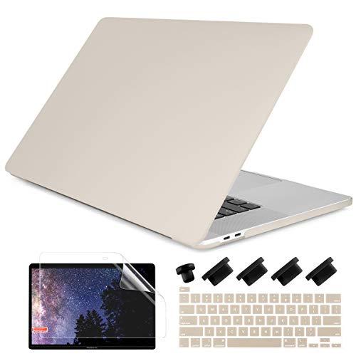 Carcasa Rigida para Macbook Pro 13 2020/21 Stone