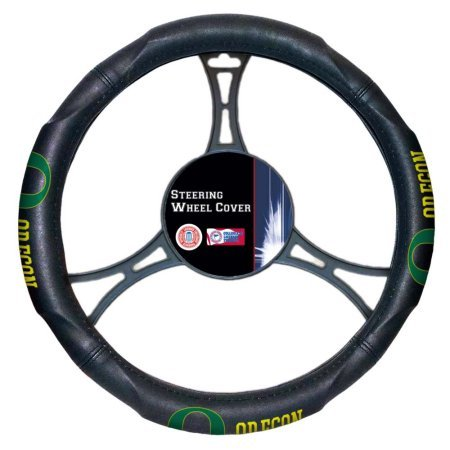 oregon ducks steering wheel cover - 3