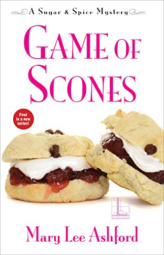 Game of Scones by [Ashford, Mary Lee]