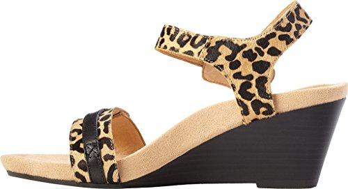 Sandalo Leopardo Delle Donne Vionic Noble Laurie