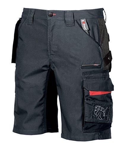 U POWER START  Pantaloni Bermuda da lavoro corti estivi con ampie tasche  anteriori c349e25a2570