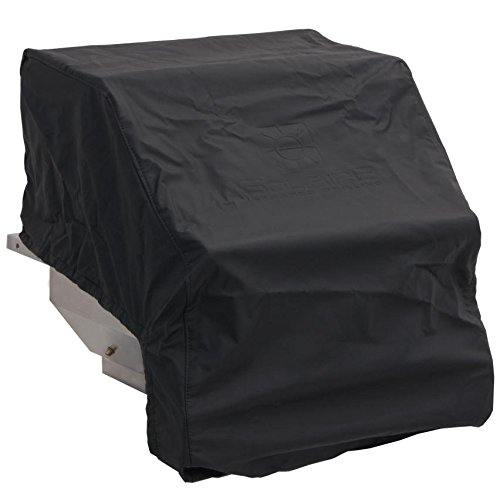 Solaire Grill Cover For 27 Inch Built-in Grill - Sol-hc-27