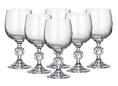crystalite-set-of-6-x-6-oz-white-wine-glasses-goblets-bohemia-crystal-lead-free-glass-190-ml