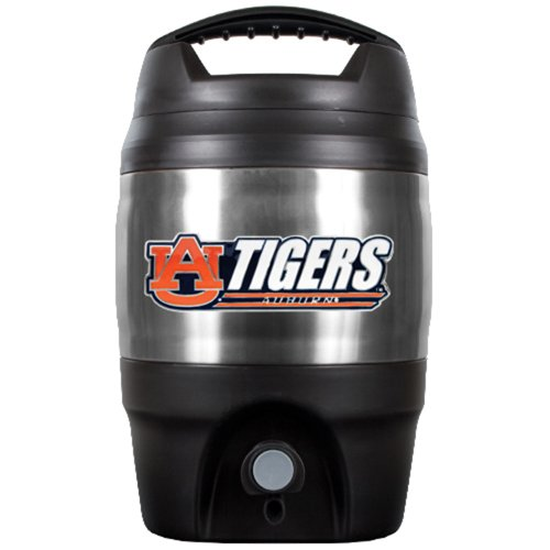 Great American Products NCAA Auburn Tigers Tailgate Jug, 1 Gallon, Multi