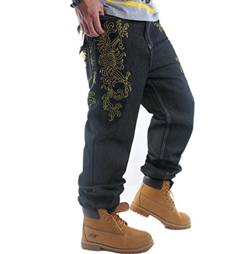 Loose Baggy Jeans - 6