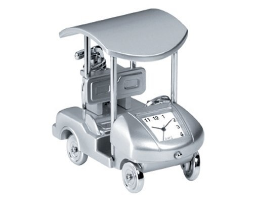 Golf Cart Clock (StealStreet SS-KD-3023 Die Cast