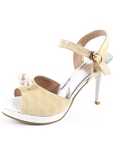 SYJO-Womens-Sexy-Pearl-Pendant-Stiletto-Kitten-Heel-Sandals-Ankle-Strap-Buckle-Platform-Shoes