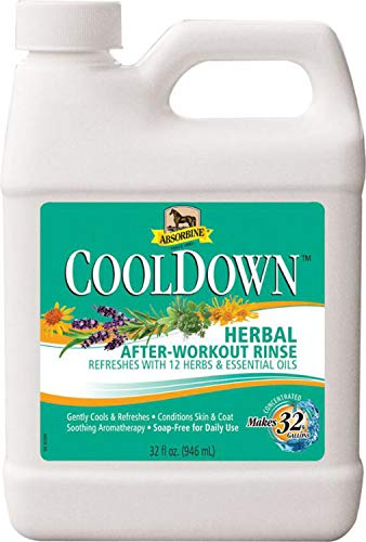 Rinse Horse - CoolDown Herbal After-Workout Rinse - 32oz