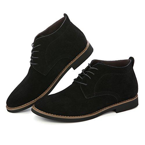 Gracosy , Desert Boots homme Noir