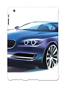 New Bmw 7eries Activehybrid Concept (5) Tpu Case Cover, Anti-scratch Handoffzvzm Phone Case For Ipad 2/3/4