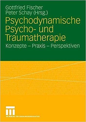 Book Psychodynamische Psycho- und Traumatherapie