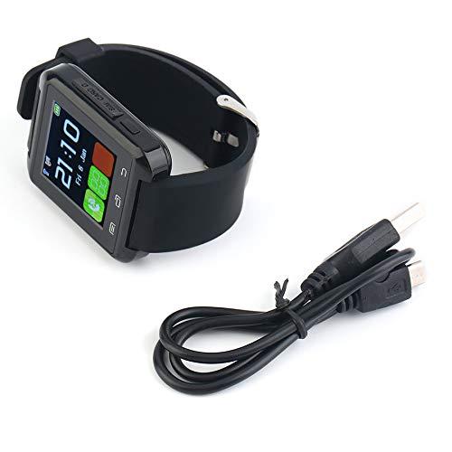 Lovelysunshiny S5 Bluetooth SmartWatch Ranura para Tarjeta ...