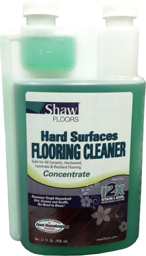 Surface Cleaner Concentrate (Shaw R2Xtra Hard Surfaces 32 fl oz Flooring Cleaner Concentrate 950 ml)