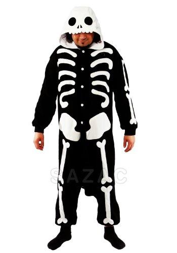 (Skeleton Kigurumi (Adults))