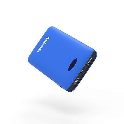 Amazon.com: shinngo Cargador portátil 10000 mAh 3.4 A salida ...