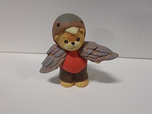 Lucy & Me Series (Enesco) **Teddy Bear Dressed as Robin Bird** 236195