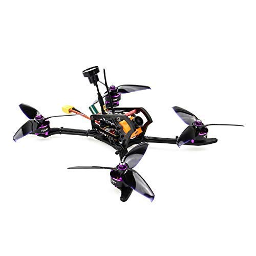 HGLRC Mefisto 226mm FPV Racing Drone F4 Flight Controller 2306 2450KV Brushless Motor 60A 4 in 1 ESC 4mm Carbon Fiber Frame Kit GTX226 VTX Runcam Camera(Designed by Rotorama) (with Frsky XM+) ()