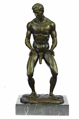 Handmade European Bronze Sculpture Limited Edition Collector Edition Love you This Much by Mavchi Bronze Statue -3X-ST-085-Decor Collectible (Limited Edition Bronze Sculpture)