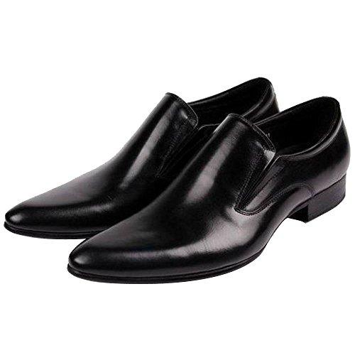 des A Souligné d'affaires Habillées Black pour Chaussures Décontractées Hommes DHFUD Chaussures Angleterre axwOq0XAA