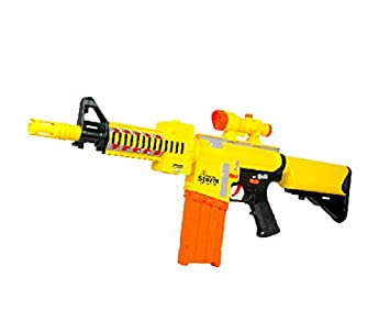WICKED IMPORTS Photon Storm Call Of Duty Semi-Auto electric soft bullet gun  Nerf Style