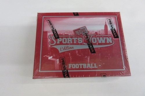 tsTown Edition Football Box (Hobby) (Press Pass Football Box)