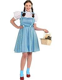 Dorothy Full Cut Halloween Costume - Adult Plus