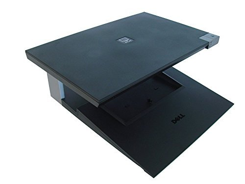 - Genuine DELL E-CRT CRT Monitor Stand and Laptop Notebook Dock with E-Port Port Replicator For Latitude E4200, E4300, E5400, E5500, E6400/6400 ATG, E6500 E-Family Laptops and Precision M2400, M4400 Mobile WorkStations Part/Model Numbers: PR03X, T308D, CP103, XX066, 0J858C, J858C, 330-0875, W005C, PW395, 0PW395, 330-0878, 430-3113, H3XPH, 51XVC