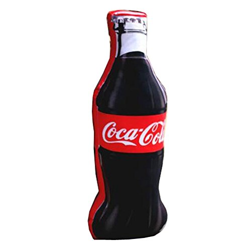 Coca Cola Pillow - Creative Funny Coke Soft Plush Toy Car/Home/Office Pillow Cushion Coca Cola Toys Pillow