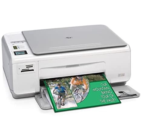 HP PSC 4280 - Impresora multifunción de tinta color (30 ppm ...