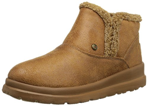 Bobs De Skechers Cherish Tippy Toes Boot Noisette