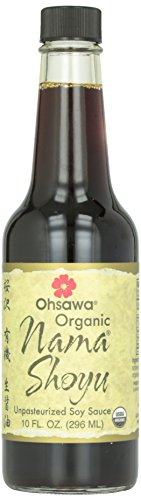 Gold Mine Natural Food Co Nama Shoyu, Og, 10-Ounce
