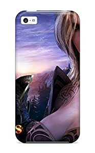 Iphone 5c Case Bumper Tpu Skin Cover For Guild Wars Eye Of The North Accessories