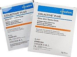 ColActive Plus Collagen Dressing 2'' x 2'' [Box of 10]