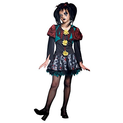 Scary Merry Kids Costumes - Rubie's Gothic Scary Merry Girl Costume