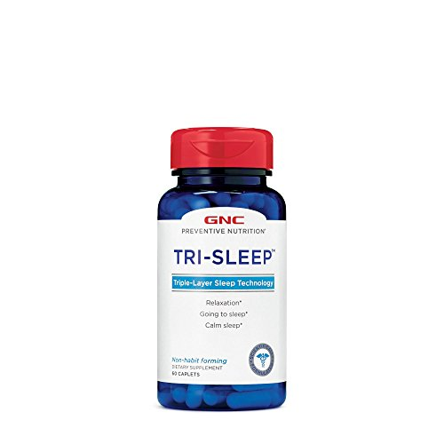 Gnc Preventive (GNC Preventive Nutrition Tri-Sleep)