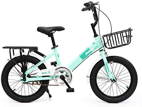 Kids Bikes Bicicleta para niños con Accesorios para niños, Color ...