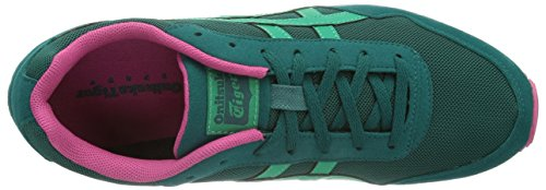 Laufschuhe Damen Tiger Curreo 8088 shaded Emerald Spruce Grün Onistuka tqZ1BfzB