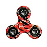 #5: Sunrisetop Fidget Hand Spinner Toy Camouflage Carton Package Ceramic Bearing Fidget Toy Stress Reducer Hand Spinner Fidget Toy