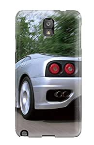 MosesEGarcia Case Cover For Galaxy Note 3 - Retailer Packaging Ferrari Wallpaper Protective Case
