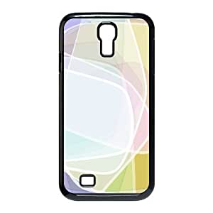 Custom Cover Case with Hard Shell Protection for SamSung Galaxy S4 I9500 case with Geometry lxa#226677