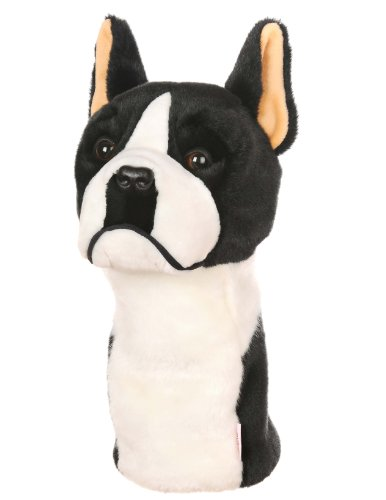Daphne's Boston Terrier Headcovers (Club Terrier)