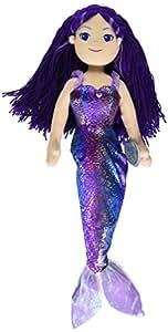 """Aurora World Sea Sparkles Mermaid Marika Doll, 27"""" Tall"""