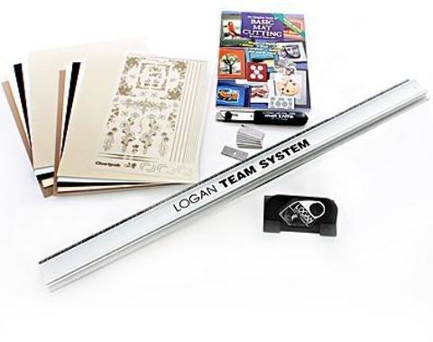 Logan Graphic Products Mat Cutting Kit 1 pcs sku# 1841478MA