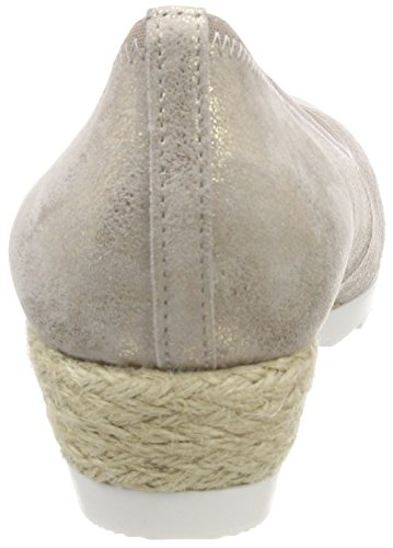 Gabor Donna Muschel Ballerine Jute Beige Sport Comfort 6qB1pxr6
