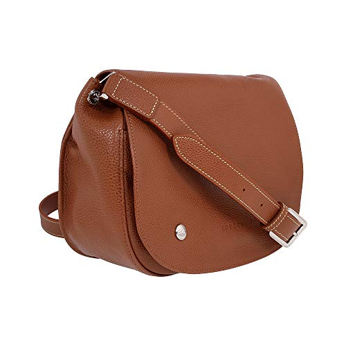L1334021504 Ladies Foulonne Le Longchamp Bag Small Hobo Leather qSRBgw6