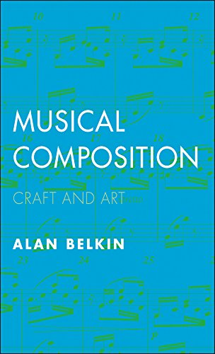 Pdf eBooks Musical Composition: Craft and Art