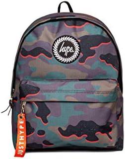 Hype Neon Camo Aop Mini Backpack
